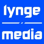 Lynge Media logo outlinet cs 5